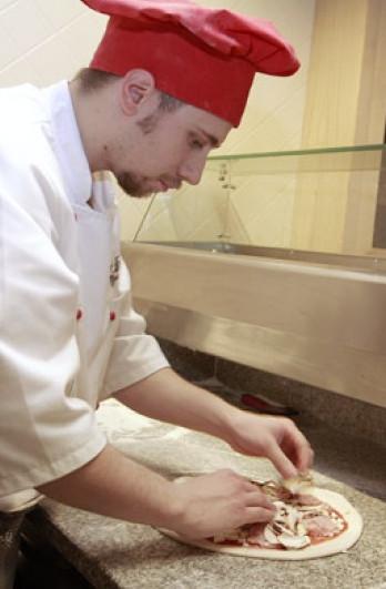 Pizzaiolo Gianluigi Destro